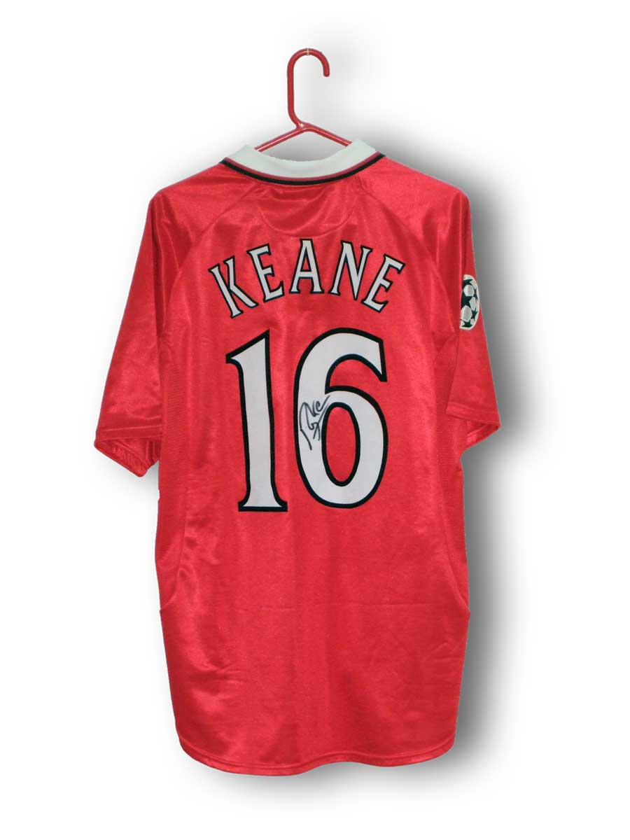 Keane Euro Home 1999 Back